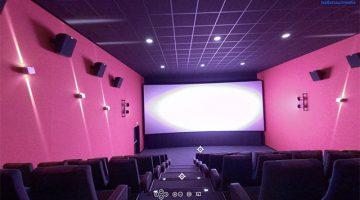 360 Grad: Kino